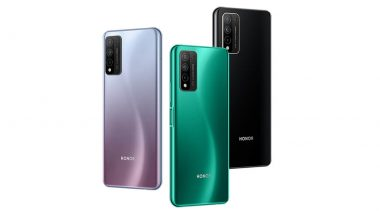Honor 10X Lite With Kirin 710A SoC Launched Globally; Check Prices, Features, Variants & Specifications