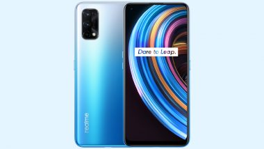 Realme X7 Smartphone to Be Launched in India in 2021, Confirms CEO Madhav Sheth