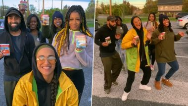 Instagrammer Ruhee Dosani Recreates Iconic Badshah Masala Jingle With Her 'We Desi' Friends & You Can't Miss the Super Cool Dance Moves for World! (Watch Video)