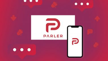 Parler, Conservative Social Media App, Sues Amazon for Terminating Its Web Hosting Services