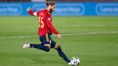 Sergio Ramos Injury Update: Luis Enrique Discusses Real Madrid Skipper's Availability After Defender Hobbles Off Against Germany