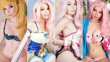 XXX OnlyFans Star Belle Delphine HOT Pics & Videos: Who Is Belle Delphine, the Sexy Gamer Girl? Know More About the Cosplay Model Who Had Her Bathwater Sold Out