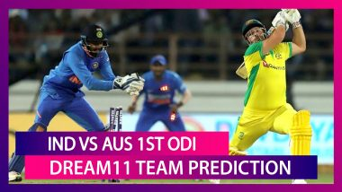 India vs Australia Dream11 Team Prediction, 1st ODI 2020: Tips To Pick Best Playing XI
