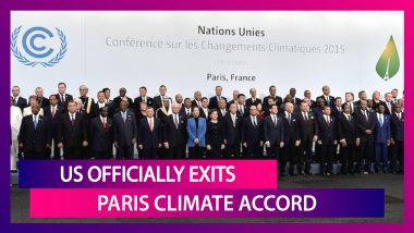 US Officially Exits Paris Climate Accord: Why & What Is The International Agreement About