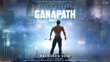 Ganapath Part 1: Tiger Shroff Announces His Next Project, Directed by Vikas Bahl, Through an Intriguing Teaser (Watch Video)