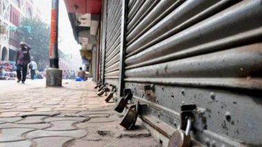 Bharat Bandh on November 26: 10 Trade Unions Call For Nationwide Protest Against Privatisation of Public Sector and Farm Laws