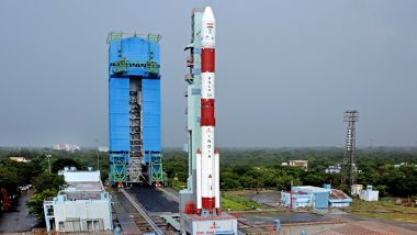 ISRO PSLV-C49/EOS-01 Launch Live Streaming: Watch Launch of The Indian Rocket Carrying 10 Satellites From Sriharikota Online