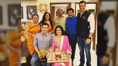 Aditya Narayan And Shweta Agarwal's Pre-Wedding Festivities Begin! Picture From The Couple's Roka Ceremony Surfaces Online