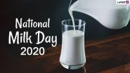 National Milk Day 2020 Date, History and Significance: Here's the Importance of the Day Dedicated to the Milkman of India, Dr Verghese Kurien