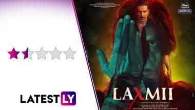 Laxmii Movie Review: Sharad Kelkar the Only Spark in Akshay Kumar, Kiara Advani's Horror-Comedy That's Otherwise a Complete 'Bomb'!