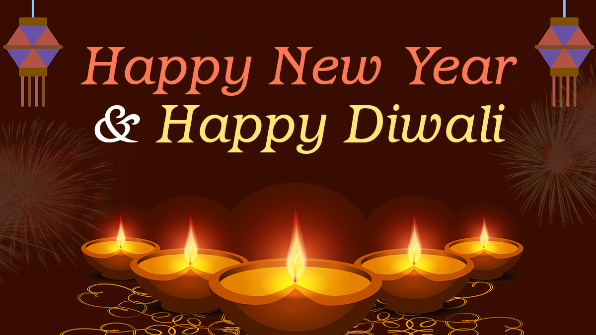 Happy Diwali 2020 And Prosperous New Year Advance Greetings Whatsapp Stickers Facebook Messages Instagram Stories Hd Images Wallpapers And Gifs To Wish On Deepavali Padwa Latestly