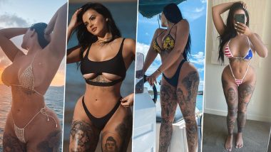 XXX Star Renee Gracie Hot Photos & Videos To Make Your Day As the Curvy Bombshell Plans To Quit OnlyFans!
