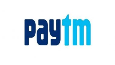 Paytm IPO Subscription to Open on November 8, Listing on November 18