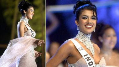 20 Years of Priyanka Chopra Winning Miss World: From Crowing Moment to Her Mother Worrying About Her Studies, Watch Videos of Her Journey