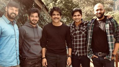 Nagarjuna Wraps Wild Dog Shoot in Manali, Actor Bids Goodbye to His Talented Team and the Himalayas (See Pics)