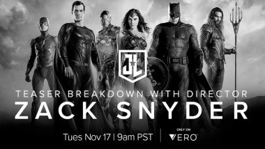 #ZackSnydersJusticeLeague: Filmmaker To Do A Trailer Breakdown on November 17 and DC Fans Cant Keep Calm (View Tweets)