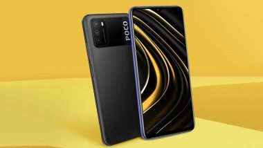 Poco M3 Smartphone Likely to Be Launched in India By February 2021: Report