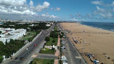 Tamil Nadu Extends COVID-19 Curbs Till December 31, 2020, Marina Beach to Reopen After December 14