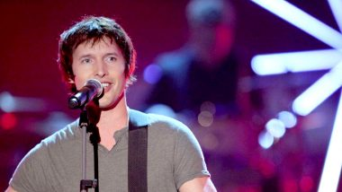 James Blunt Is Glad That COVID-19 Pandemic Helped Him Spend Time with Family