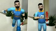 Virat Kohli 3D AR Filter Will Enable Fans to Recreate Indian Captain's Memorable Celebration and Share on Instagram, Facebook