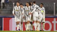 Juventus vs Dynamo Kyiv, UEFA Champions League Live Streaming Online: Where to Watch UCL 2020–21 Group Stage Match Live Telecast on TV & Free Football Score Updates in Indian Time?