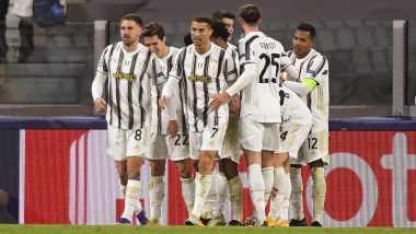 Juventus vs Bologna, Live Streaming Online & Match Time in IST: How to Get Free Live Telecast of Serie A 2020–21 on TV & Football Score Updates in India?