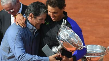 Rafael Nadal's Uncle Toni Nadal to Be Part of Barcelona Board if Victor Font Is Elected as New President