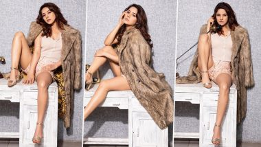 Shehnaaz Gill Nails The Perfect Seductress Look In Her Latest Photoshoot and We Can't Take Our Eyes Off Her