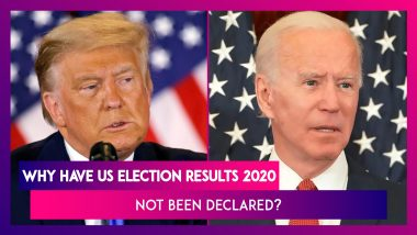 Why Have The US Election Results 2020 Not Been Declared? 6 Key States With Joe Biden Wining Wisconsin, Michigan