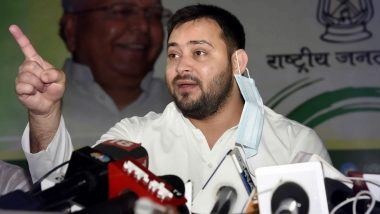 Tejashwi Yadav Says 'Bihar Ministers Might Be Involved in IndiGo Manager Rupesh Kumar Singh Murder Case'