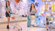 'How to Shop in Sexy Way?' Italian TV Shopping Tutorial for Women Sparks Outrage Online, Investigation Launched After Viral Videos Show Ways for Female Shoppers to Look Attractive in Supermarket