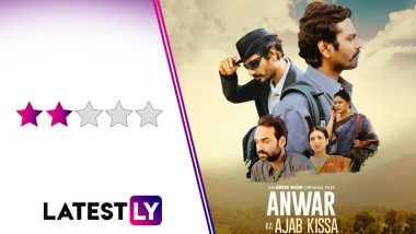 Anwar Ka Ajab Kissa Movie Review: Nawazuddin Siddiqui Is 'Ghazab' in This 'Ajab' Film About the Disconnect in the Human World (LatestLY Exclusive)