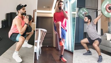 Virat Kohli Birthday Special: From Eating Organic Foods to Regular Workout; Here Are 5 Fitness Tips by RCB Captain That Will Help You Stay Healthy