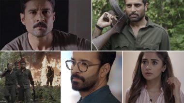 Naxalbari Trailer: Rajeev Khandelwal and Aamir Ali Wage A Dangerous War Against Naxals Fiercely Protecting Their Territory (Watch Video)