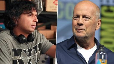 Filmmaker M Night Shyamalan Talks About His Equation With Superstar Bruce Willis