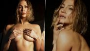 Nude Jennifer Lopez Teases New Song 'In the Morning' on Instagram in a Super HOT Video amid Accusations of Copying Beyoncé at the AMAs