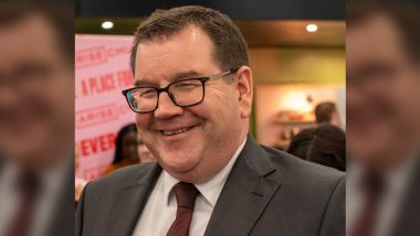 Grant Robertson Becomes New Zealand's First Openly Gay Deputy PM in Jacinda Ardern's 'Incredibly Diverse' Cabinet