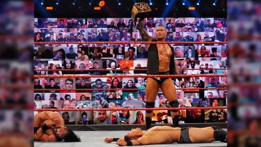 WWE Raw Nov 2, 2020 Results And Highlights: Randy Orton Survives Money in the Bank Cash-in From The Miz, The Fiend Continues to Threaten The Viper (View Pics)