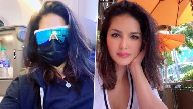 Sunny Leone Returns To Mumbai After Spending Six Months In Los Angeles! (View Pics)