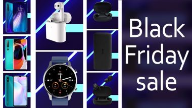 Xiaomi Black Friday Sale 2020: Discounts of Up to Rs 10,000 on Smartphones & Accessories via Amazon India