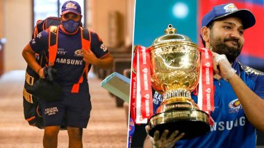Rohit Sharma Talks About Life in Bio-Secure Bubble During IPL 2020, Says 'Found a Home Away From Home'