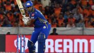 MI vs KKR IPL 2021 Dream11 Team Selection: Recommended Players As Captain and Vice-Captain, Probable Line-up To Pick Your Fantasy XI