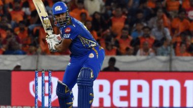 Keiron Pollard Slams Critics After Prolific Performance Against CSK, MI All-Rounder Says ' Stop Writing Off, Been There Done That & Will Continue Doing It' (Watch Video)