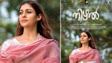 Nizhal Poster: Nayanthara Looks Radiant In Her Mollywood Film Opposite Kunchacko Boban (View Post)