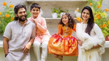 Allu Arjun's Daughter Arha Turns Four And The Super Cool Dad Gets His Daughter A Super-Special Gift On Her Birthday!