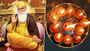 Dev Deepawali 2020 Images and Guru Nanak Jayanti Wishes Trend on Twitter, Netizens Share Photos of the Glittering Ghats of Kashi & Quotes of Guru Nanak Devi Ji to Celebrate the Festivals on Kartik Purnima