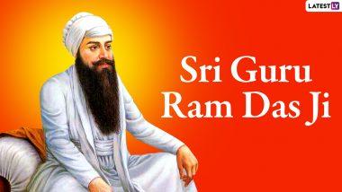 Sri Guru Ram Das Ji Parkash Purab 2020 Wishes in Punjabi: Greetings, Messages, SMS and Quotes to Wish Your Friends & Family on 486th Prakash Utsav of Fourth Guru of Sikhs