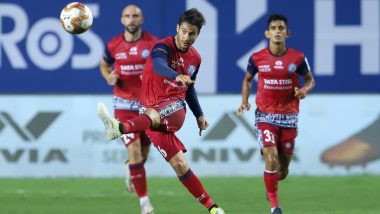 ISL 2020–21 Match Preview: Jamshedpur FC Look for First Win When They Play Against Hyderabad FC at Tilak Maidan Stadium
