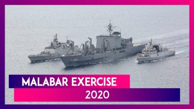 Malabar Exercise 2020: Quad Is Back, China Watchful; Five Reasons Why The Naval Drill Is Crucial