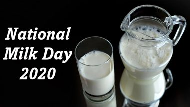 National Milk Day 2020: From Stronger Bones to Lowering Blood Pressure, Here Are 5 Reasons to Have This Nutrient-Rich Liquid Food Daily